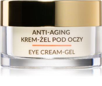 FlosLek Laboratorium Skin Care Expert All In One gelový oční krém