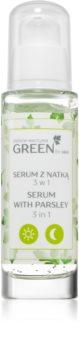 FlosLek Laboratorium GREEN for skin odżywcze i nawilżające serum 3 w 1