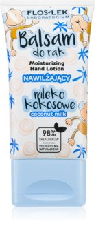 FlosLek Laboratorium Coconut Milk crème hydratante mains