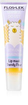 FlosLek Laboratorium Trendy Pear maseczka  do ust