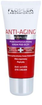 FlosLek Laboratorium Anti-Aging Hyaluronic Therapy Regenerating Eye Cream with Smoothing Effect
