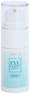 FlosLek Laboratorium Eye Care Expert maschera in gel lenitiva per il contorno occhi