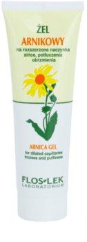 FlosLek Laboratorium Arnica zklidňující gel na obličej a tělo