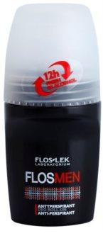 FlosLek Laboratorium FlosMen roll-on antibacteriano sem álcool