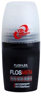 FlosLek Laboratorium FlosMen рол- он против изпотяване без алкохол