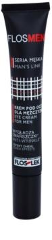 FlosLek Laboratorium FlosMen Eye Cream Anti Wrinkle, Follicles And Dark Circles