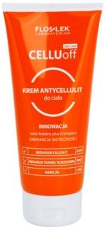 FlosLek Laboratorium Slim Line Celluoff intenzív krém narancsbőrre