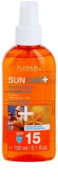 FlosLek Laboratorium Sun Care óleo seco solar em spray SPF 15