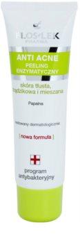 FlosLek Pharma Anti Acne encimski piling