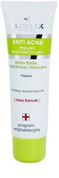 FlosLek Pharma Anti Acne scrub con enzimi
