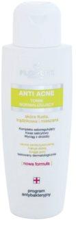 FlosLek Pharma Anti Acne normalizačné tonikum pre redukciu kožného mazu