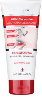 FlosLek Pharma Arnica Active gel chauffant pour détendre les muscles et les articulations