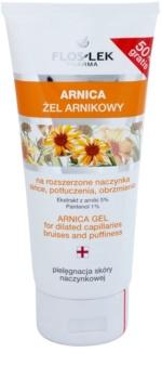 FlosLek Pharma Arnica gel para contusiones, heridas e hinchazones