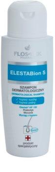 FlosLek Pharma ElestaBion S bőrgyógyászati sampon száraz korpa ellen