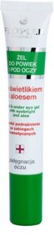 FlosLek Pharma Eye Care żel do okolic oczu ze świetlikiem i aloesem
