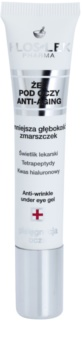 FlosLek Pharma Eye Care gel yeux effet anti-rides