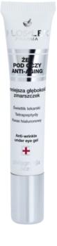 FlosLek Pharma Eye Care očný gél s protivráskovým účinkom