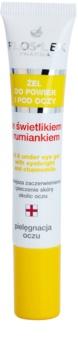 FlosLek Pharma Eye Care gel na oční okolí se světlíkem a heřmánkem