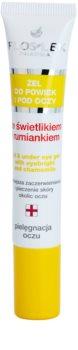 FlosLek Pharma Eye Care gel para contorno de ojos con eufrasia y manzanilla