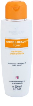 FlosLek Pharma White & Beauty tonik fehérítő hatással