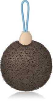 Foamie Shake Your Coconuts čistiaca huba a sprchovacie mydlo 2 v 1