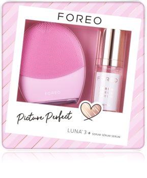 FOREO Picture Perfect set cadou I. (pentru strălucirea și netezirea pielii)