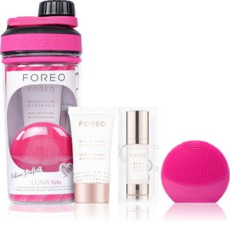 FOREO Picture Perfect Gift Set II. (For Perfect Skin Cleansing)
