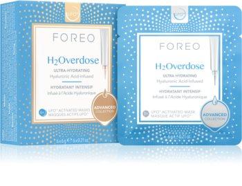 FOREO UFO™ H2Overdose Intensive Feuchtigkeit spendende und nährende Maske