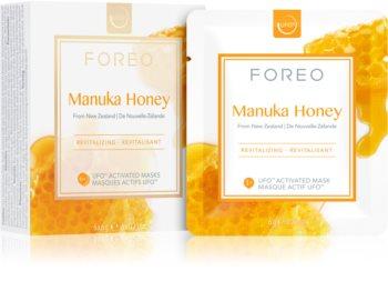 FOREO Farm to Face Manuka Honey revitalizačná maska