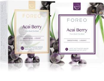 FOREO Farm to Face Acai Berry vyhlazující maska