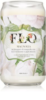 FraLab Flo Magnolia Duftkerze