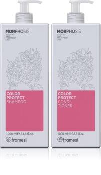 Framesi Morphosis Color Protect výhodné balení (pro barvené vlasy)