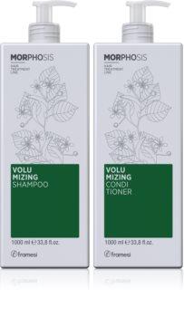 Framesi Morphosis Volumizing výhodné balení (pro objem vlasů)