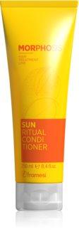 Framesi Morphosis Sun Ritual hydratační kondicionér pro vlasy namáhané sluncem