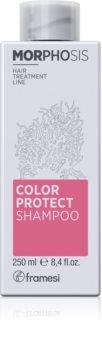 Framesi Morphosis Color Protect sampon a hajszín megóvására