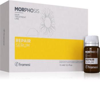 Framesi Morphosis Repair regeneráló szérum száraz és törékeny hajra