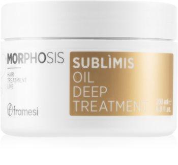 Framesi Morphosis Sublimis intenzivní maska pro suché vlasy