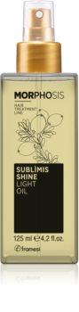 Framesi Morphosis Sublimis lehký olej pro lesk suchých a křehkých vlasů