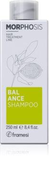 Framesi Morphosis Balance šampon na mastné vlasy