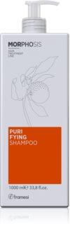 Framesi Morphosis Purifying šampon proti lupům