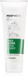 Framesi Morphosis Volumizing objemový kondicionér pro křehké vlasy