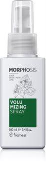 Framesi Morphosis Volumizing tvarující objemový sprej pro křehké vlasy