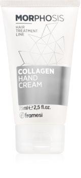 Framesi Morphosis Collagen regeneračný krém na ruky a nechty s kolagénom