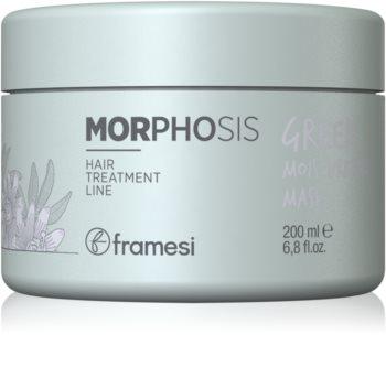 Framesi Morphosis Green hydratační maska pro všechny typy vlasů