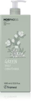Framesi Morphosis Green természetes kondicionáló vékonyszálú és normál hajra