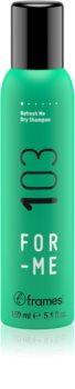 Framesi For-Me Shape osvěžující suchý šampon