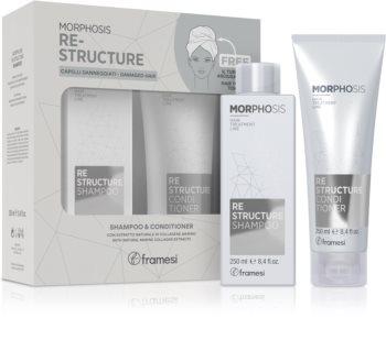 Framesi Morphosis Re-structure sada (pro suché a poškozené vlasy)