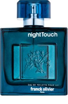Franck Olivier Night Touch Eau de Toilette pentru bărbați