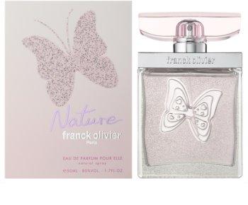 Franck Olivier Nature eau de parfum para mujer 50 ml