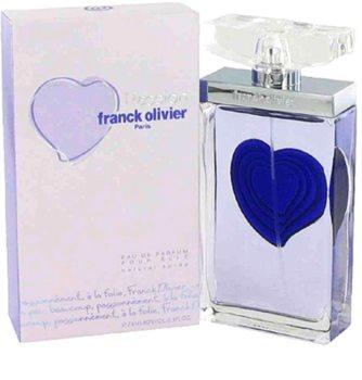 Franck Olivier Franck Olivier Passion Eau de Parfum für Damen